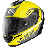 X-Lite X-903 Cavalcade Helmet (LED Yellow)