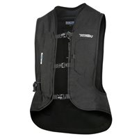 Helite Turtle 2 Shell Motorcycle Airbag Vest (Black)