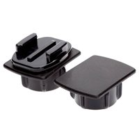 Ultimateaddons Handelbar Clamp Attachment - 25mm To Flat Plate (Kit)
