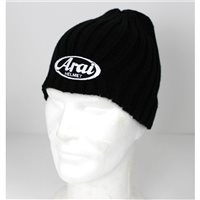 Arai Beechfield Beanie Limited Edition (Black|White Logo)