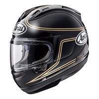 Arai RX-7V Spencer 40th Motorcycle Helmet (Gold|Black)