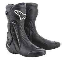 Alpinestars SMX Plus V2 Motorcycle Boot (Black)