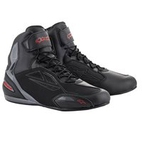 Alpinestars Faster 3 Drystar Shoes (Black|Grey|Red)