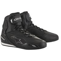 Alpinestars Faster 3 Shoes (Black|Black)