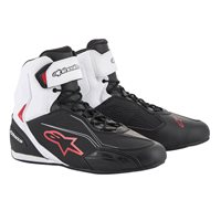Alpinestars Faster 3 Shoes (White|Red)
