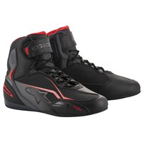 Alpinestars Faster 3 Shoes (Black|Grey|Red)