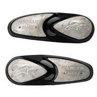 Alpinestars Magnesium Toe Slider (Fits All Boots)