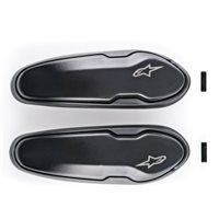 Alpinestars Toe Slider S-MX Plus | Supertech R (Black)