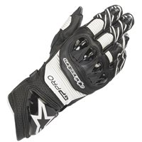 Alpinestars Gp Pro R3 Motorcycle Glove (Black|White)