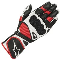 Alpinestars SP-1 v2 Motorcycle Glove (Black|White|Red)