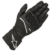 Alpinestars SP-1 v2 Motorcycle Glove (Black)