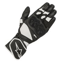 Alpinestars SP-1 v2 Motorcycle Glove (Black|White)