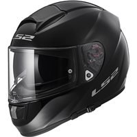 LS2 FF397 Vector Evo FT2 Helmet (Black)