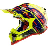 LS2 MX470 Subverter Bomber Helmet (Hi-Vis Yellow|Blue|Red)