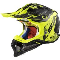 LS2 MX470 Subverter Claw Helmet (Matt Black|Hi-Vis Yellow)