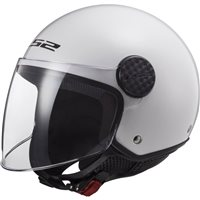 LS2 OF558 Sphere Open Face Helmet (White)