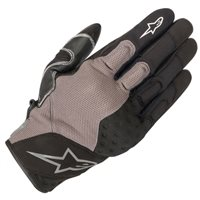 Alpinestars Crossland Motorcycle Gloves (Black)