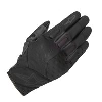 Alpinestars Crossland Motorcycle Gloves (Black|Black)
