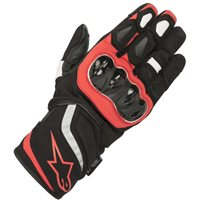Alpinestars T-SP W Drystar Motorcycle Glove (Black|Red)
