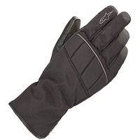 Alpinestars Tourer W-6 Drystar Motorcycle Gloves (Black)