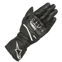 Alpinestars Stella SP-1 v2 Motorcycle Gloves (Black)