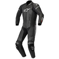 Alpinestars GP Force One Piece Leathers (Black)