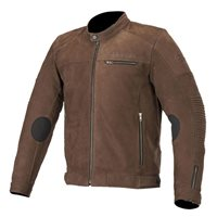 Alpinestars Warhorse Leather Jacket (Tobacco Brown)