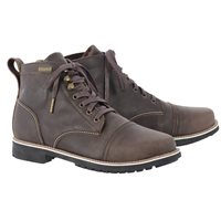 Oxford Digby Short Motorcycle Boots (Brown)
