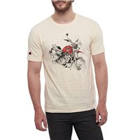 Royal Enfield Himalayan Master Piece T-Shirt (Off White)