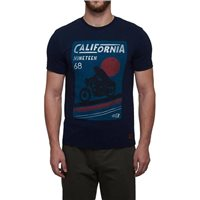 Royal Enfield San Diego T-Shirt (Navy)