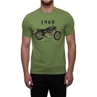 Royal Enfield Interceptor T-Shirt (Green)