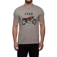 Royal Enfield Interceptor T-Shirt (Grey)