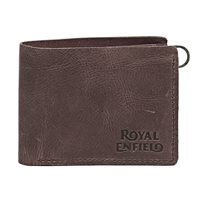 Royal Enfield Classic Leather Wallet (Brown)