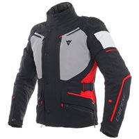 Dainese Carve Master 2 Gore-Tex Jacket (Black|Frost Grey|Red)