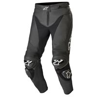 Alpinestars Track v2 Leather Trousers (Black)