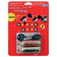 Cargol Turn & Go Puncture Repair Kit 2