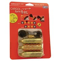 Cargol Turn & Go Puncture Repair Kit 3
