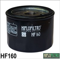 HF160 Oil Filter by Hiflo