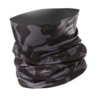 Alpinestars Camo Neck Tube Multitube (Black|Anthracite)