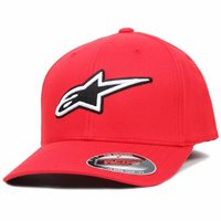 Alpinestars Corporate Shift Hat (Red)
