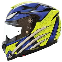 HJC RPHA 70 Wolverine X-Men Helmet (Blue|Yellow)