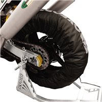 Oxford Tyre Warmers - Analogue (Pair)