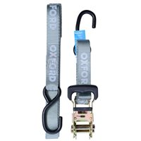 Oxford Ratchet Hook Straps (196kg)