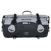 Oxford AQUA T70 Roll Bag (Grey|Black)