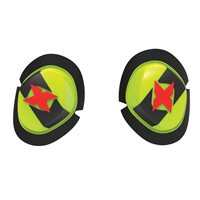 Oxford Knee sliders - Icon (Flo Yellow)