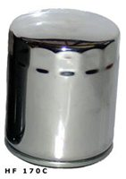 Hiflo  HF170C Chrome Oil Filter
