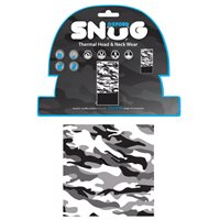 Oxford Snug Thermal Head & Neck Wear (Camo)