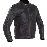 Richa Goodwood Perforated Leather Jacket (Black)