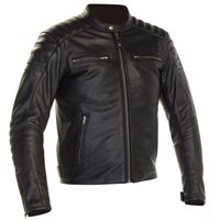 Richa Daytona 2 Leather Jacket (Black)