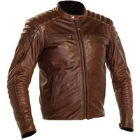 Richa Daytona 2 Leather Jacket (Brown)
